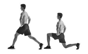 Lunge guy